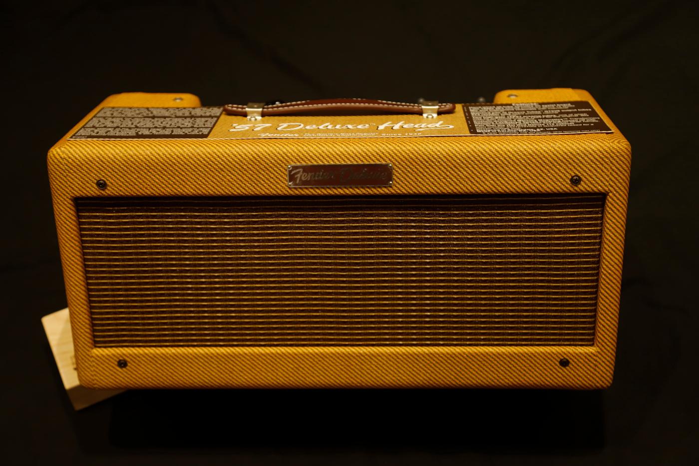 中古美品入荷 新品同様 人気ブランド USED 中古品 激安セール 送料込 FENDER AMP≪フェンダー DELUXE ギターアンプ≫ '57 HEAD