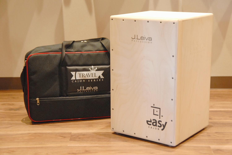 J.Leiva Easy Cajon 折りたたみ式カホン【スペイン製】