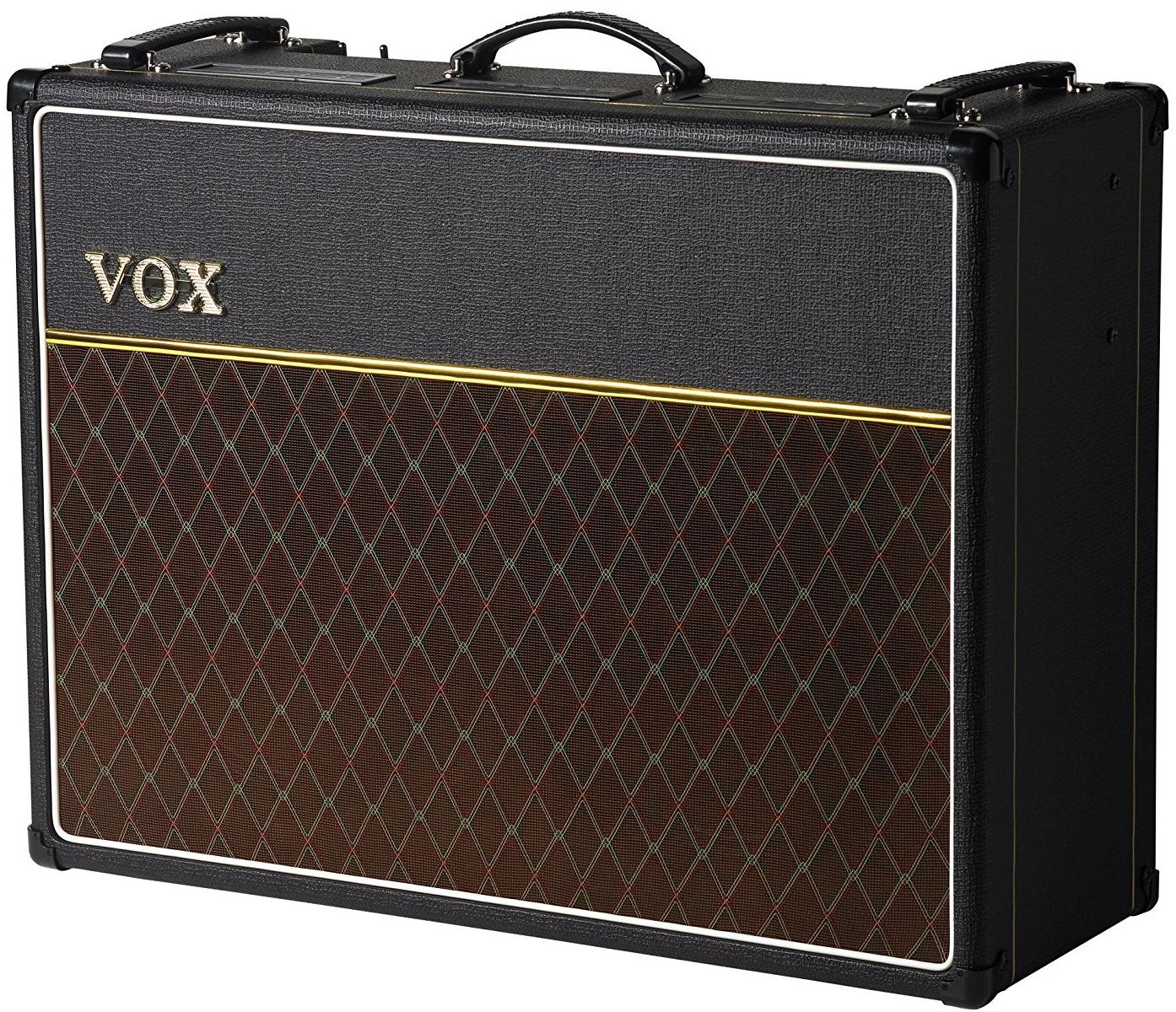 【送料無料】VOX AC30C2X ヴォックス ギター用 30W 真空管アンプ Alnico Blue スピーカー搭載【お取り寄せ品】