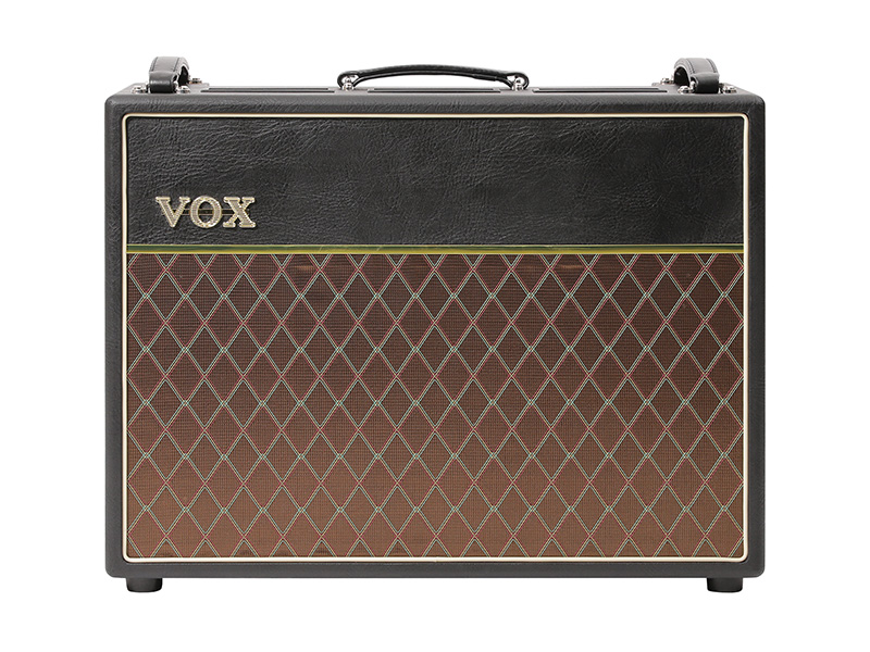 【送料無料】VOX AC30HW60 ヴォックス ギター用 30W 真空管アンプ 英国産 VOX60周年記念モデル 完全ハンドワイアード Hand Wired【お取り寄せ品】