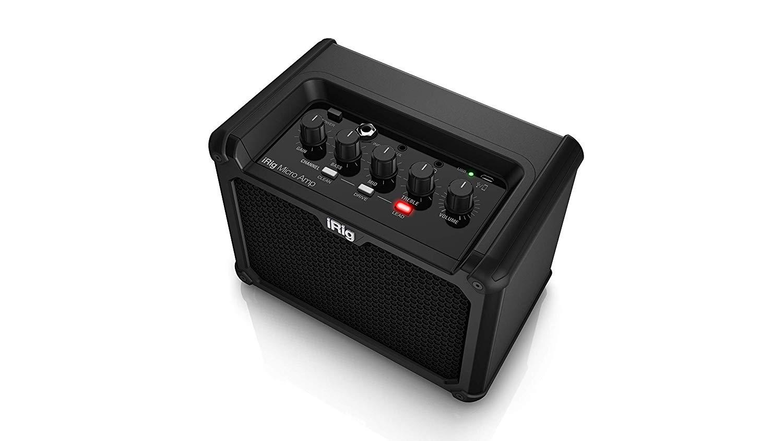 【新商品】IK Multimedia IRIG MICRO AMP【即納可能♪】