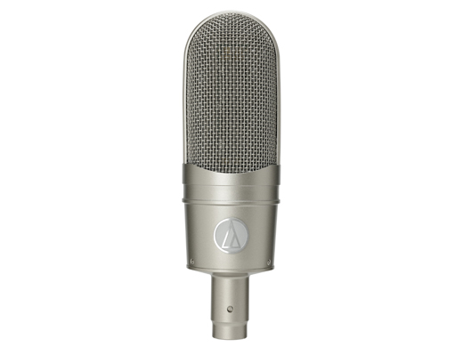 【取り寄せ品】【送料無料】audio-technica オーディオ・テクニカ AT4080 サイドアドレス型リボンマイクロホン
