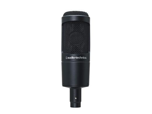 audio-technica オーディオ・テクニカ AT2035 バックエレクトレット・コンデンサー型マイクロホン【お取り寄せ品の為少々お時間頂きます】