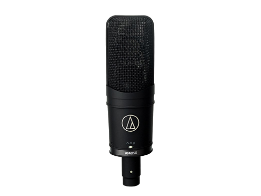 【送料無料】audio-technica オーディオ・テクニカ AT4050 マルチパターン・コンデンサー・サイドアドレスマイクロホン【お取り寄せ品の為少々お時間頂きます】