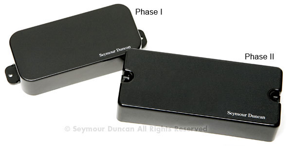Seymour Duncan《セイモア・ダンカン》Pase2 [EMG size] AHB-1n-7 (neck) 7弦ギター用ピックアップ