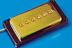 Seymour Duncan《セイモア・ダンカン》SPH90-1b (bridge) [Gold Cover] Phat Cat™ model ピックアップ