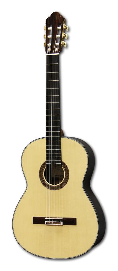 【即納できます♪】KODAIRA《小平》AST-100/S クラシックギター/松単板トップ【本体のみのお届け/ケース別売】