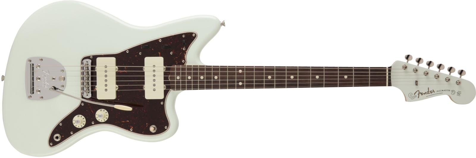Fender MADE IN JAPAN 2018 LIMITED COLLECTION 60S JAZZMASTER® fender-limited  model jazz master