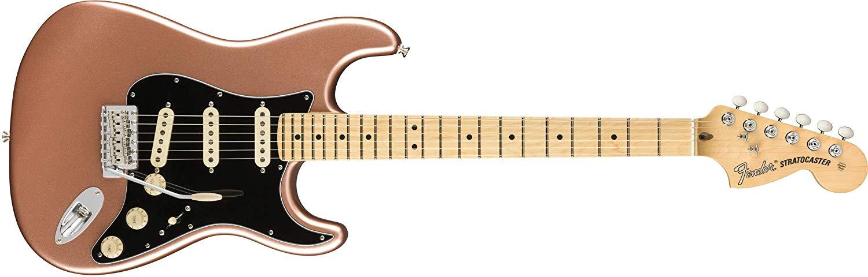 独特の素材 【送料無料】Fender AMERICAN PERFORMER STRATOCASTER Penny Maple Fingerboar フェンダー ペニー【お取り寄せ品につき少々お時間頂きます】, パールネックレス Urbano 0675263f