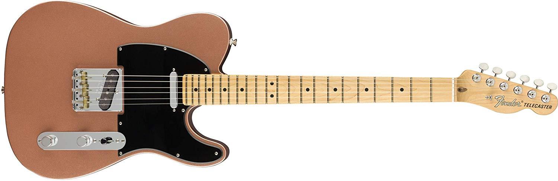 【送料無料】Fender AMERICAN PERFORMER TELECASTER® Maple Fingerboard Penny フェンダー アメパフォ テレキャスターペニー 【お取り寄せ品につき少々お時間頂きます】