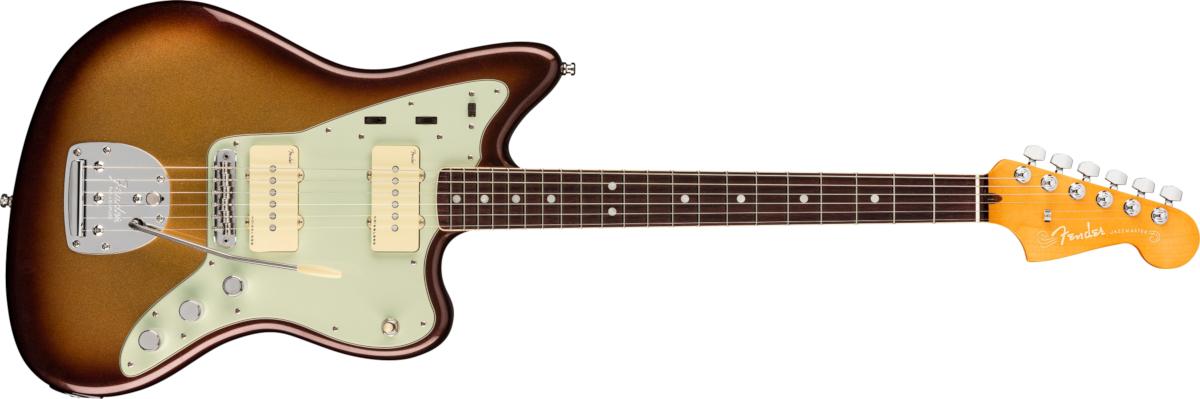 【送料無料】Fender American Ultra Jazzmaster®/Mocha Burst フェンダー アメリカン ウルトラ ジャズマスター 【即納可能♪】