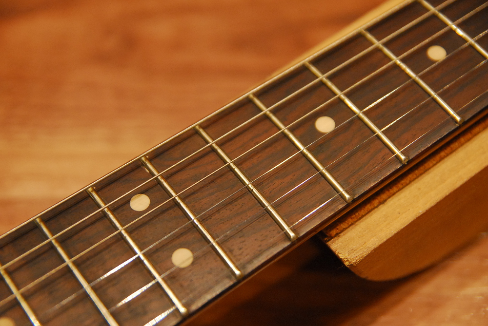 Squier by Fender 스크와이야[0302200572] Vintage Modified Mustang Sonic Blue 빈티지 완화하다/무스탕/일렉트릭 기타/소닉 블루