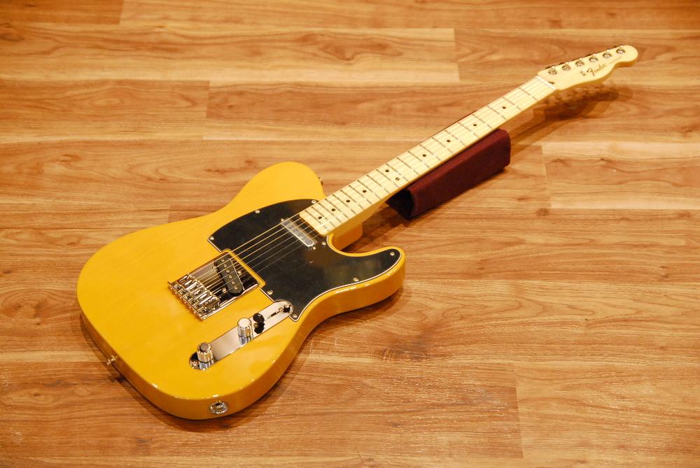 westmusic butterscotch blond made in fender fender 0145102550 standard telecaster btb. Black Bedroom Furniture Sets. Home Design Ideas