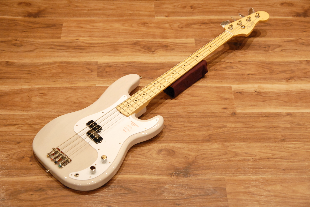 Fender fender [5750902367] Made in Japan Hybrid 50's Precision Bass®USB (US  Blonde) プレシジョンベース / プレベ / blond