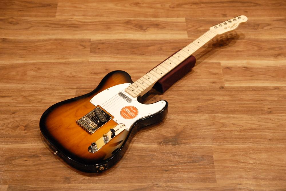【送料無料】Squier by Fender スクワイヤー [0310202503] Affinity Series Telecaster 2CS(2-Color Sunburst) テレキャスター/エレキギター/エントリーモデル/入門者向け/サンバースト