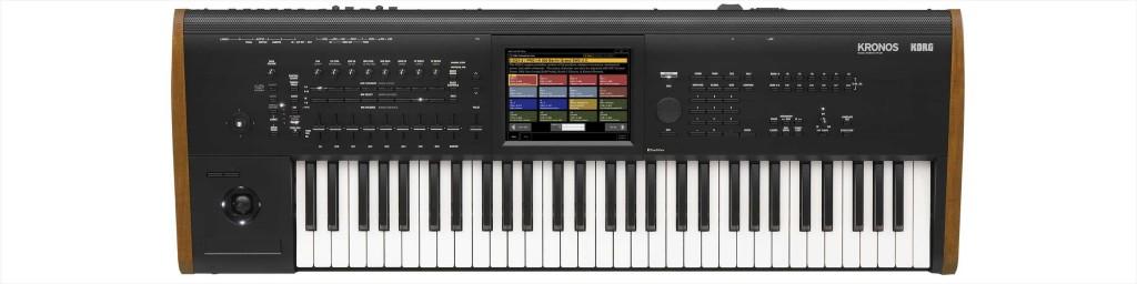 【送料無料】KORG コルグ KRONOS2 61key クロノス2 61鍵盤モデル ワークステーションシンセサイザー