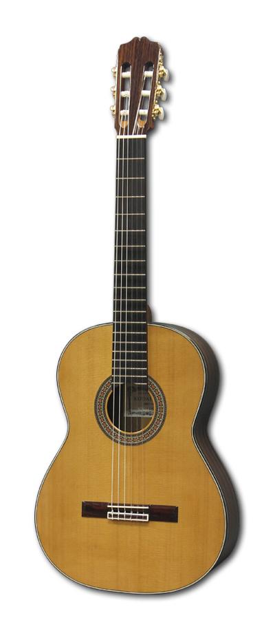 【取り寄せ品】KODAIRA 小平/コダイラ AST-70L クラシックギター/杉単板トップ/[レディーズサイズ]【本体のみのお届け】