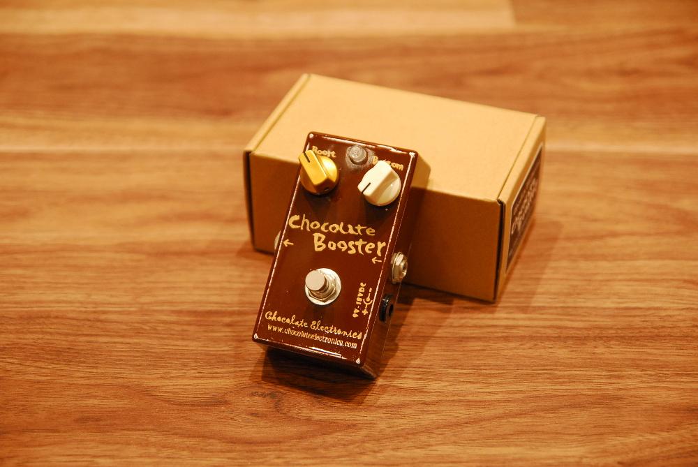 最安値挑戦! 【送料無料 [3331]】【セール特価】Chocolate Booster Electronics チョコレートエレクトロニクス Chocolate Chocolate Booster [3331] (裏フタ塗装あり) ブースター【返品・交換不可】, Parade:09e759a7 --- canoncity.azurewebsites.net