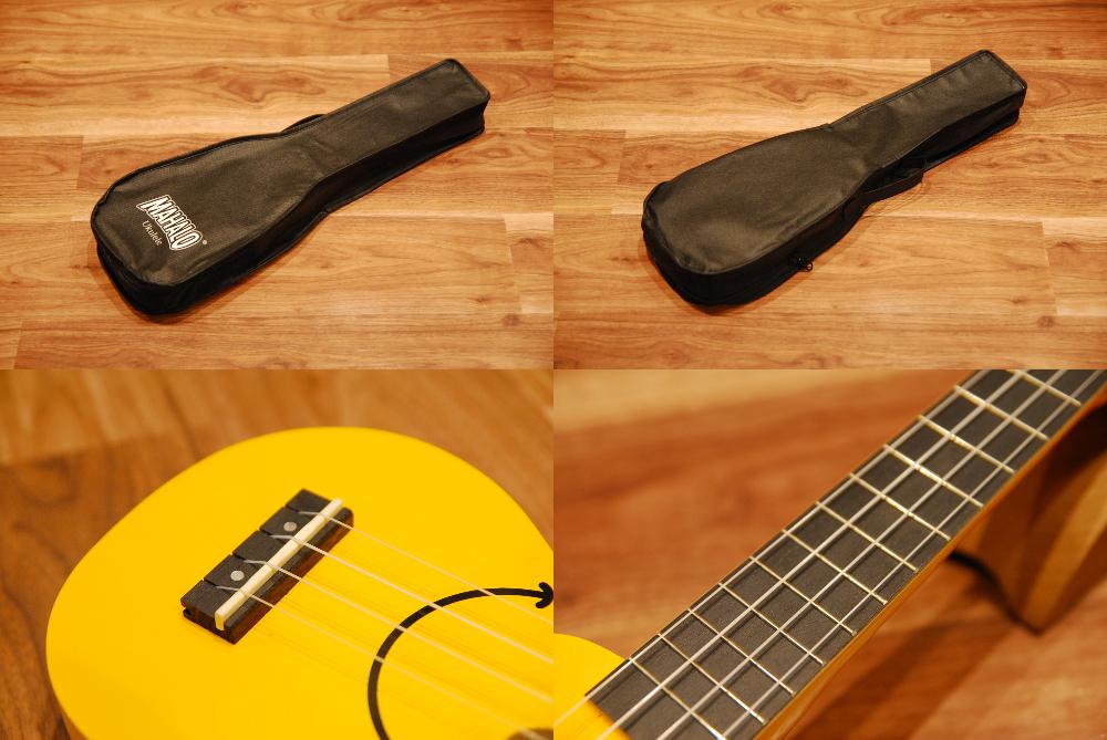 MAHALO マハロ U/SMILE soprano ukulele / smile