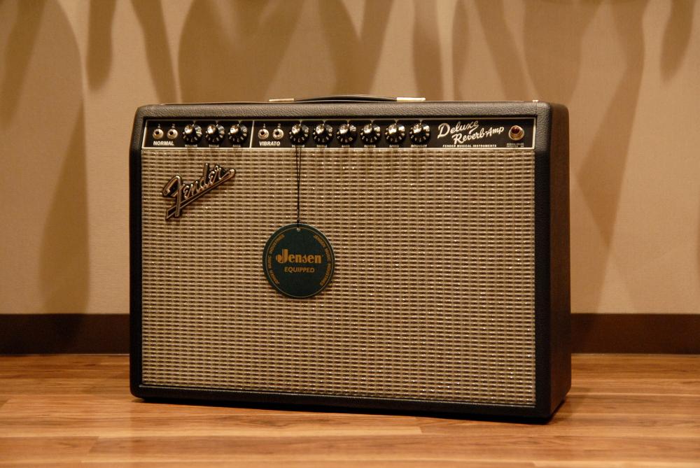【送料無料&即納可能】Fender フェンダー [0217470000] '65 Deluxe Reverb® 100V JPN ギターアンプ/真空管(チューブ)/コンボタイプ/デラリバ/デラックスリバーブ