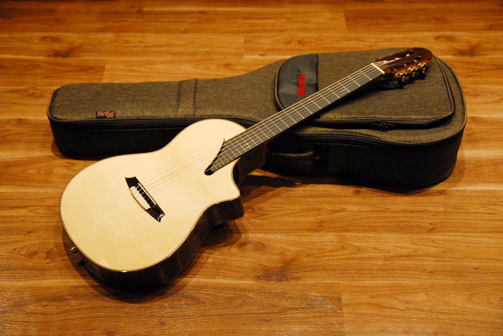 【送料無料】Martinez マルチネス MSCC-14 RS Rosewood エレガットギター/クラシック