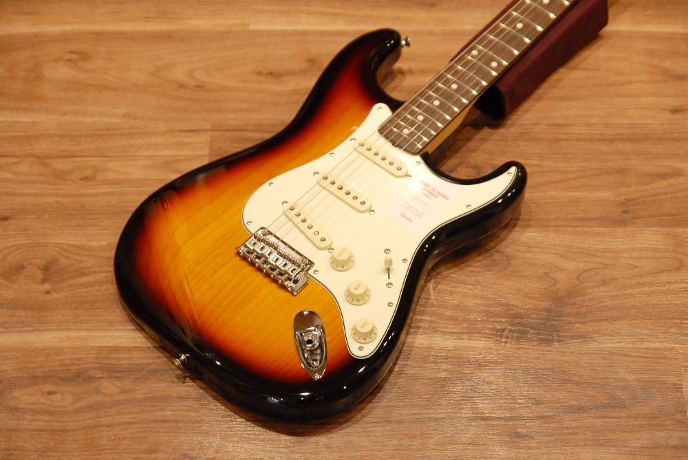 Fender fender [5657600300] Made in Japan Hybrid 60's Stratocaster®Rosewood  3CS(3-Color Sunburst) ストラトキャスター / electric guitar / sunburst