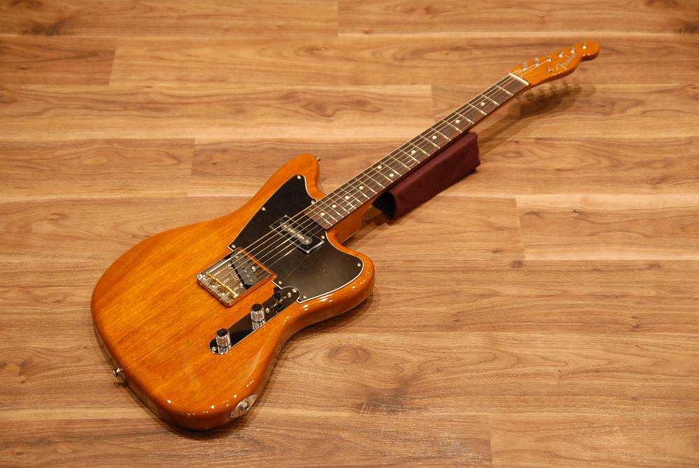 【送料無料】【チューナー付き】Fender フェンダー [5259900321] Mahogany Offset Tele JPN テレキャスター/オフセット/マホガニー/日本製【正規品】