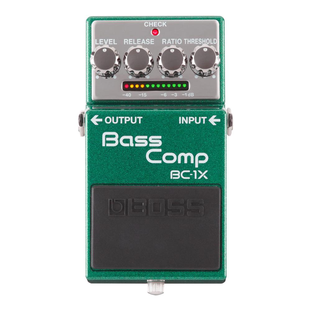 【取り寄せ品】BOSS ボス BC-1X Bass Comp ベース用コンプレッサー