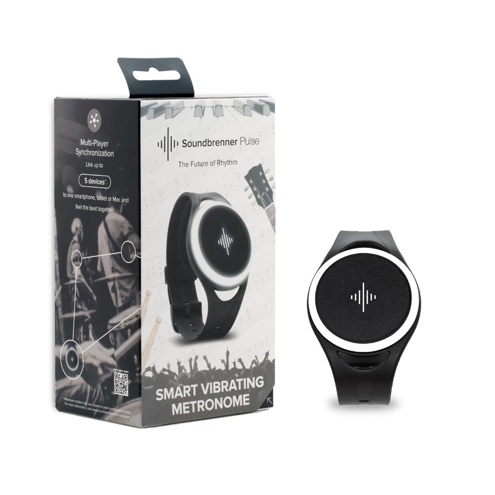 【送料無料】Soundbrenner サウンドブレナー Pulse Smart Vibrating Metronome バイブレーションメトロノーム