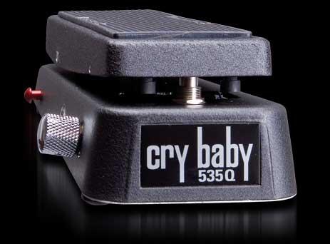 Jim Dunlop 《ジム ダンロップ》 CryBaby 535Q CRYBABYR MULTI-WAH