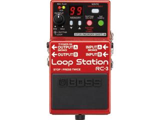 BOSS 《ボス》 RC-3 Loop Station