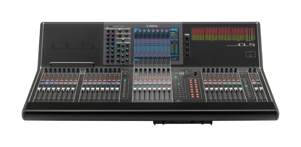 【送料無料】YAMAHA CL5 Digital mixing console ヤマハ/デジタルミキサー【代引き不可】