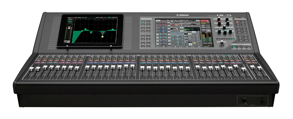 YAMAHA QL1 DIGITAL MIXER DRIVER PC