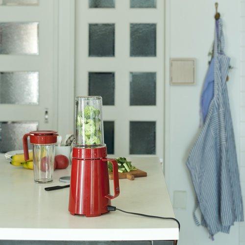 【なくなり次第終了】【送料無料】【お得な2点セット】クッキングミキサーB010 set (Cooking mixer) 本体+専用レシピブック セット販売 電子レンジ対応 ガラス ミキサー【プラマイゼロ ±0】【ラッピング不可】