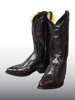 DAN POST(丹郵筒)Western Boots@DP26679/西部長筒靴