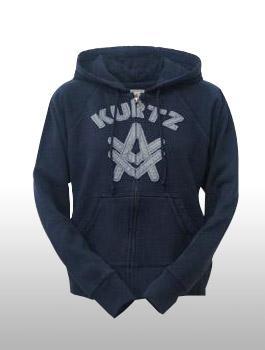 A.KURTZ(エーカーツ)-Lady's- Hooded Sweat @Navy FK5-5005 /フード パーカー レディス 【YDKG-kd】【smtb-kd】【\13,800】