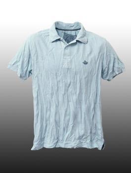 -- Z-BRAND ジーブランド S Vintage Polo Mellow 半袖ポロシャツ ビンテージ加工 @ おトク Ocean セール商品