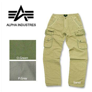 f73f2f967ba ALPHA INDUSTRIES (Alpha industries) TOUGH PANT   2 color men s cargo cargo  pants full length military 05P30Nov13