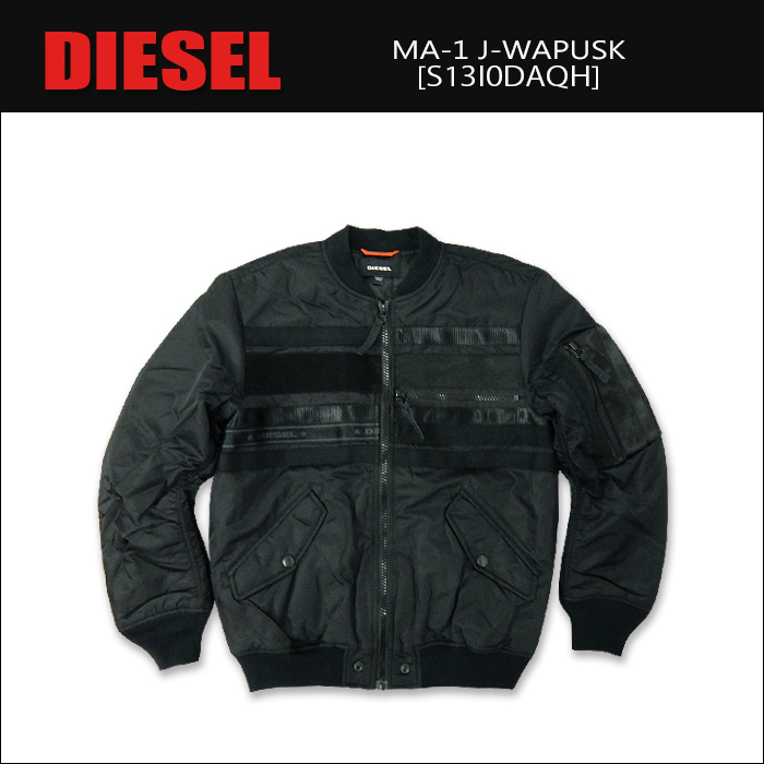 WEST WAVE: DIESEL (diesel) Winter Jacket @J-WAPUSK