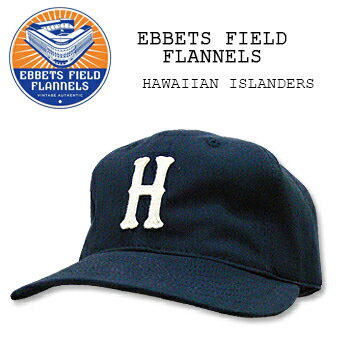 uk availability dd6bc 64f16 EBBETS FIELD FLANNELS (Ebbets Field flannels) BASEBALL CAP    10  Navy  HAWAIIAN ...