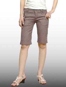 A.KURTZ エーカーツ -Lady's- Short Pants