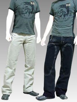 PARASCO JEANS(パラスコ)PATCH Jeans【smtb-kd】20P05Sep15