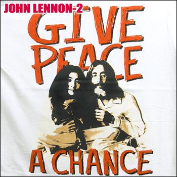 メール便送料無料 代引き不可 登場大人気アイテム ROCK TEE JOHN LENNON-2 ジョン smtb-kd レノン 英国 米国のオフィシャルライセンス バンドTシャツ ロックTシャツ 人気海外一番
