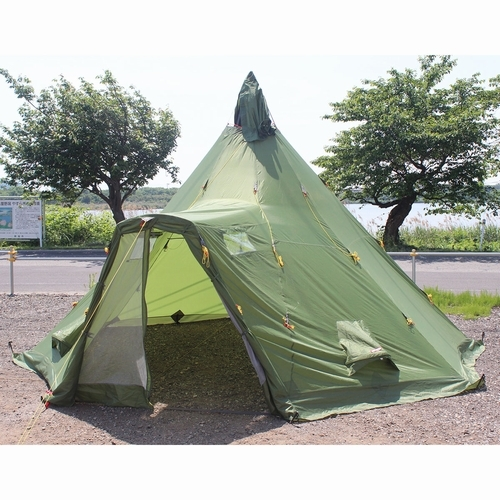 Varangercamp8-10人用 Helsport(バランゲルキャンプ)
