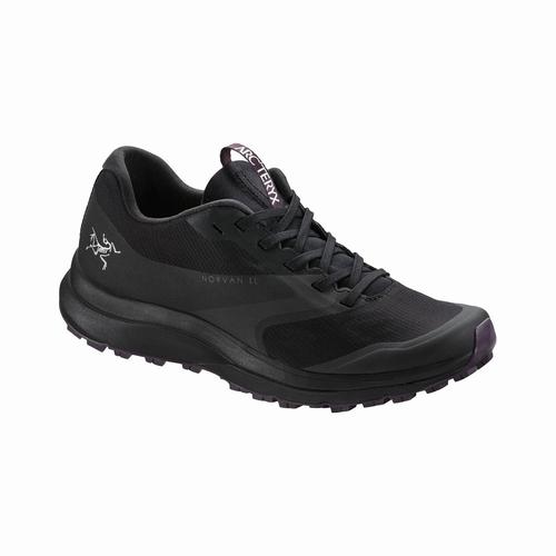 NorvanLDGore-TexShoeWomens ARC`TERYX(アークテリクス)(ノーバンLDゴアテックスシューズウィメンズ)-BlackPurpleReign