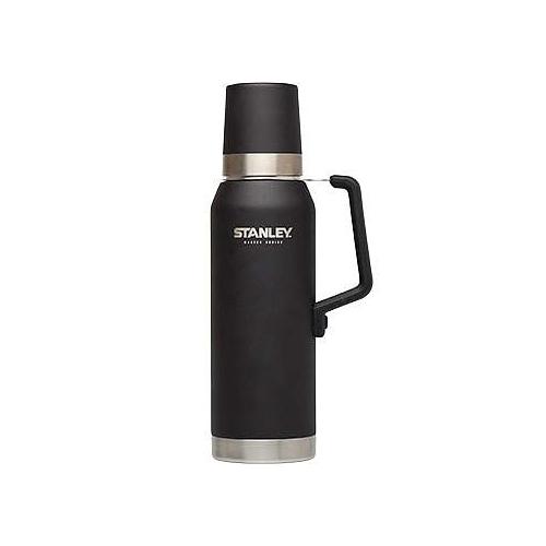 旧ロゴマスター真空ボトル1.3L STANLEY(スタンレー)-マットブラック