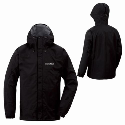 サンダーパスジャケットMs mont-bell(モンベル)-BK(ブラック)