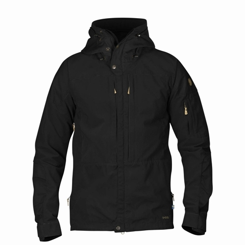 KebJacket FJALLRAVEN(フェールラーベン)-550-550Black-Black