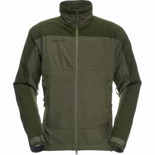 finnskogenhybridJacket(M/W) NORRONA(ノローナ)(ユニセックスフィンスコーゲンハイブリッドジャケット)-Green