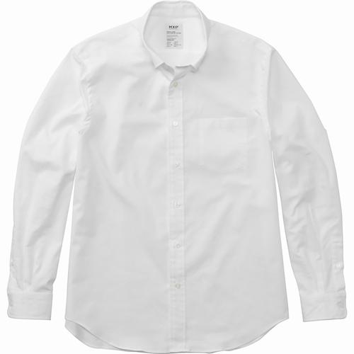LongSleeveStandardOxfordShirt(FINE) MXP(ファインドライウーブンロングスリーブオックスフォードボタンダウンシャツ)-W